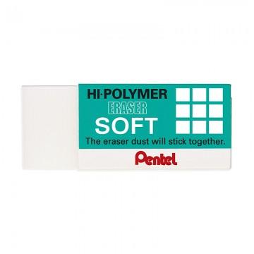 PENTEL ZES05 Eraser Raser Hi-Polymer Soft -Medium