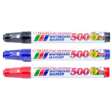 NISO WB500 Whiteboard Marker Bullet Tip