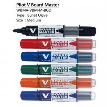 PILOT WBMAVBM V Board Whiteboard Marker Medium