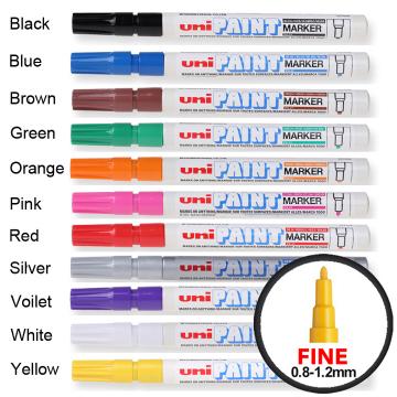 UNI PX21 Paint Marker Fine Bullet Tip