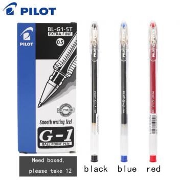 PILOT BLGPG15 G1 Grip Pen 0.5mm 12's