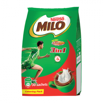 NESTLE Milo 3 in 1 Activ-Go Protomalt 30's