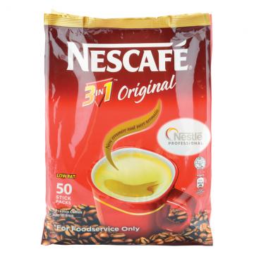 NESCAFE 3 in 1 Coffeemix Regular 50's (New Look)