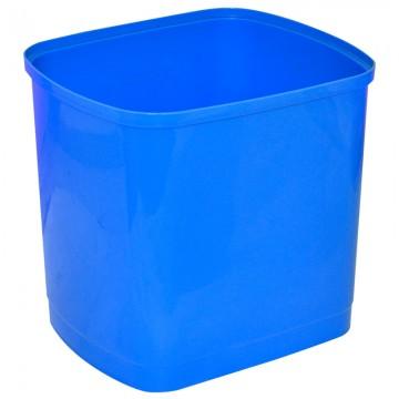 ALFAX  Plastic 18L Dustbin S18L Blue