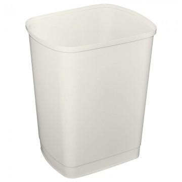 ALFAX Plastic Dustbin S23L Beige 23L