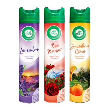 AIR WICK 5 in 1 Air Refreshes 300ml