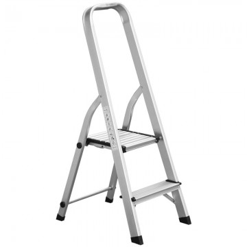ALFAX 2 Step Aluminum Folding Ladder AL0102A