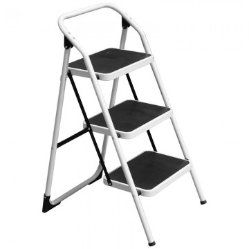 ALFAX 3 Step Low Handle Ladder  AL0203A