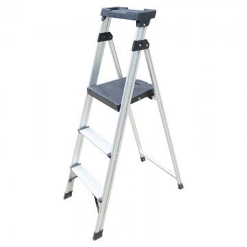ALFAX 3 Step Aluminium Ladder LLP3