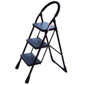 ALFAX 3 Step Plastic Step Ladder XB3
