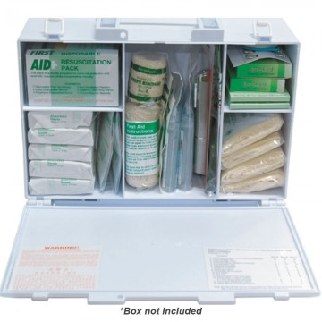 FIRST AID Box A Refill Only