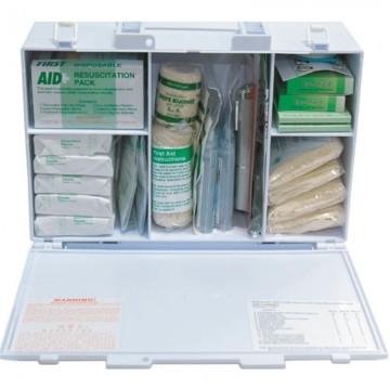 FIRST AID W/ Medicine Box A